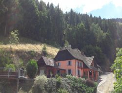 Holiday accommodation near Strasbourg and Colmar in Alsace. near Wildersbach