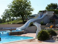 Holiday home with swimming pool in Ardeche.
