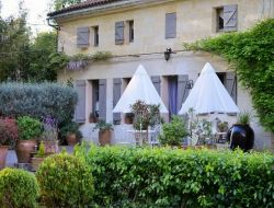 Bed and Breakfast in Dordogne, Aquitaine. near Saint Pey de Castets