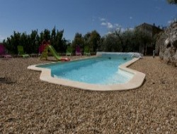 Holiday home close to Anduze in the Gard.