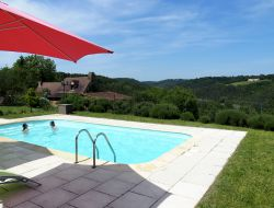 Holiday homes with pool in Dordogne, Aquitaine. near Saint Felix de Reillac