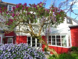 B&B in Concarneau in southern Brittany near Elliant