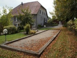 Holiday cottage in Franche Comte close to Switzerland near Sancey le Grand