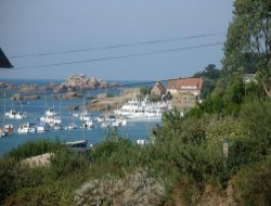 Bed and Breakfast in Perros Guirec in Britanny. near Locquirec