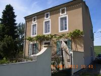 B&B close to Carcassonne in the Languedoc Roussillon.