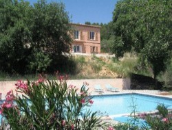 Bed & Breakfast with pool in Provence, south of France.