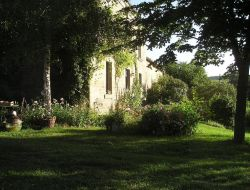 Bed and Breakfast in the Limousin in France.