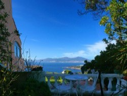 Holiday accommodation near Ajaccio in Corsica