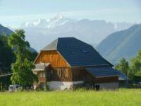 Gite de grande capacit� en haute Savoie