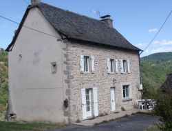 Holiday home near Millau in Midi Pyrenees. near Lacroix Barrez
