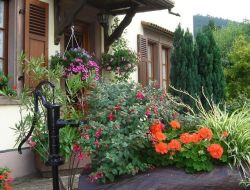 Holiday home near Selestat in Alsace.