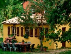 Holiday home near Carcassonne in Languedoc.