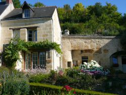 Holiday home close to Tours in France.
