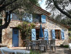Holiday home in Fayence in Provence.