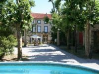 B&B with pool close to Narbonne in south of France.