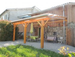 Holiday cottage in Venterol in Haute Provence.