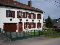 Holiday home in the Vosges near Ban de Laveline