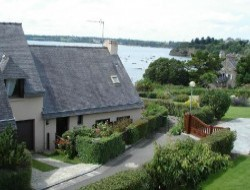 Holiday home close to Saint Malo in France.
