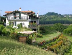 Holiday accommodation close to Biarritz in France.