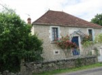 Holiday home near Rocamadour in Midi Pyrenees near Prudhomat