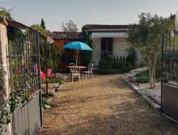 Holiday cottage in a provencal village.