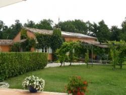 Gite de vacances avec piscine en Gironde.