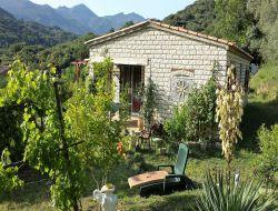 Gite en centre Corse.