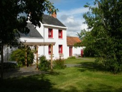 Holiday accommodation near Nantes in Loire Area near Saint Lyphard