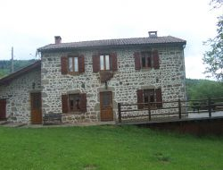 Holiday Home In A Farm Of Auvergne In France.
