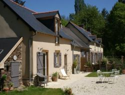 B&B close to Rennes in Brittany.