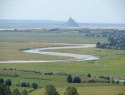 Holiday home near the Mont Saint Michel in France.