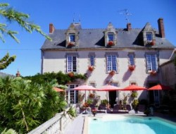 B & B near the Puy du Fou park in France.