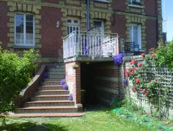 Holiday accommodation in Dieppe, Normandy