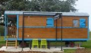 Vacances insolites en roulotte en Charente-Maritime