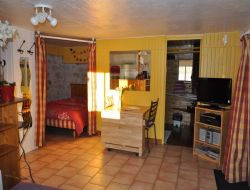 Holiday cottage in south of France near Andon