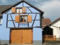 Gite de vacances en Alsace.