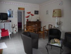 Holiday rental in Royan in Poitou Charente, France. near Saujon