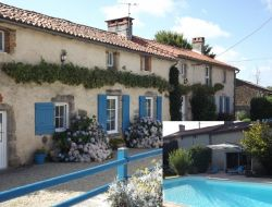 B&B near the Puy du Fou park in France