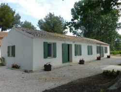Holiday home in the Camargue, South of France.