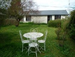 Holiday home near Tours in Loire Valley, France.