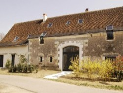 Bed and Breakfast near Tours in Loire Valley.