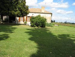 Holiday rental in Villereal, in Aquitaine.