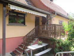 Holiday home in Alsace, France. near Ban de Laveline