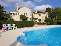 B&B close to Perpignan in the south of France.