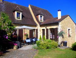 Bed & Breakfast near Sarlat and Domme in Aquitaine. near Saint Vincent de Cosse