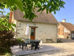 Holiday home near Lisieux in Normandy near Saint Pierre Canivet