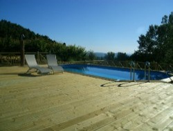 Holiday home with pool in Provence. near Villedieu