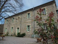 Cottage for a group in the Languedoc Roussillon in southern France.