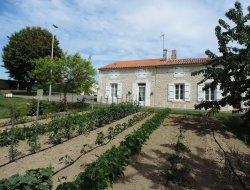Holiday home near La Rochelle in Poitou Charente. near Saint Saturnin du Bois