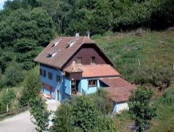 Holiday accommodation in Alsace, France. near Wildersbach